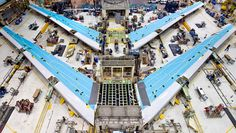 """""""Boeing Factory and Future of Flight Tour"""" @ Customized Tours (Seattle, WA)"""