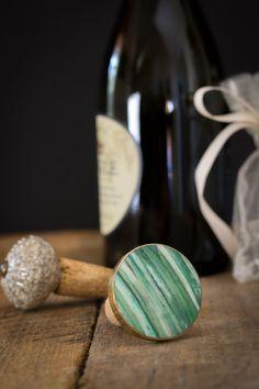DIY Wine Stopper Tut
