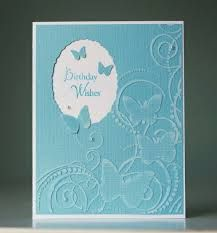 Image result for card ideas using darice embossing folders