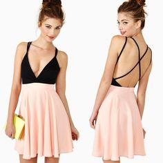 2015 New Retro Ladies Sexy Sleeveless Mini Tops Dress Asymmetrical Irregular Lace Shirt Blouse