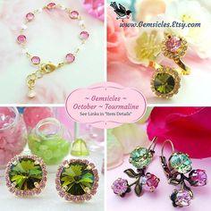 Emerald Earrings Green Crystal Earrings May Birthstone