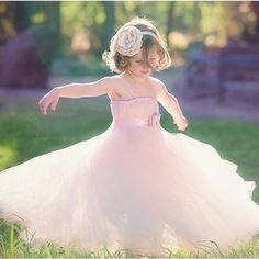 >> Click to Buy << Girls Princess Maxi Dress Wedding Gowns Peppa Children Tutu Princess Party Pageant Formal Dress Flower Girl Dress Faldas De Tul #Affiliate