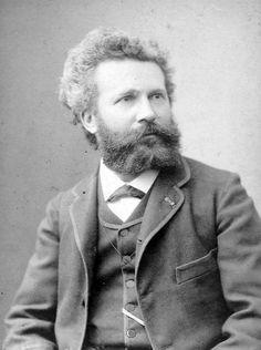 Camille Flammarion (1842-1925). Astrónomo francés que estaría tras Fulcanelli según Frédéric Courjeaud.