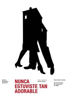"""Nunca Estuviste tan Adorable"" by Isidro Ferrer"