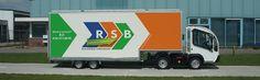 Zero Emissie door het vervoer van vrachten naar binnensteden te bundelen.  #Duurzaam #Innoveren in de #transportsector. Regionale Stadsbode BV, 72e plaats MKB Innovatie Top 100 2014. http://www.mkbinnovatietop100.nl