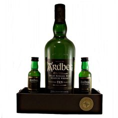 Ardbeg Gift Set Islay single malt whisky Corryvreckan and Uigeadail available to buy online at specialist whisky shop whiskys.co.uk Stamford Bridge York