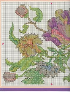 rozkwitające kwiaty na poduszkach 4