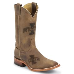 Nocona Men's Iowa State University College Boots