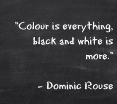 Color Vs Black And White Brutal Truth Quotes Pinterest