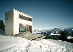 BBC adelt House on the Rigi