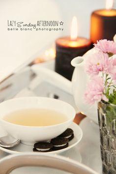 tea bliss / BELLE BLANC