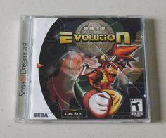 Evolution: The World of Sacred Device (Sega Dreamcast, 1999) Complete