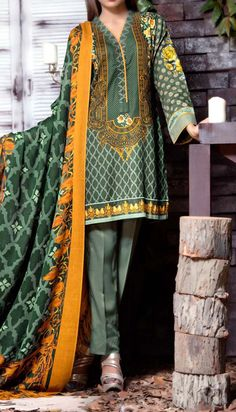Pakistani Women's Winter CLothes Embroidered|Dresses|Shalwar Kameez in USA|Houston Philadelphia (Shopping - Clothing & Accessories)