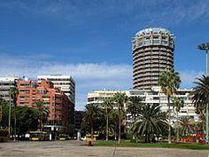 Las Palmas de Gran Canaria - Parque Santa Catalina.