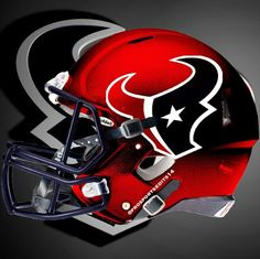 But Football, Texas Longhorns Football, Houston Texans Football, College Football Helmets, Football Design, Football Uniforms, Nfl Logo, Texans Logo, Nfl Texans