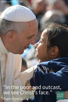 """Our 8 Favorite Quotes From Pope Francis' Latest Book. In the Gospels, Jesus is constantly walking -- tracing a path through the ancient towns of Galilee, gathering followers and breaking bread with the outcasts of society. Pope Francis draws from this spirit in his latest book, """"Walking with Jesus: A Way Forward for the Church."""" a collection of his writings and sermons over the past two years. He sees faith as a journey and emphasizes that Catholics have a duty to be open to the world."""