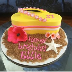 K Hawaii Cake, Desserts, Food, Party, Tailgate Desserts, Deserts, Essen, Postres, Meals