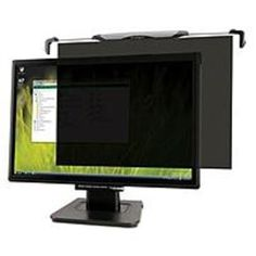 Kensington Snap2 K55779WW Blackout Flat Panel Privacy Screen Filter for 22-inch Monitor