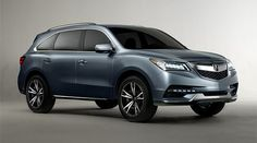 2015 Acura MDX Hybrid Review and Price