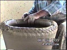 Crete Pottery 07 (Large Pot 3)