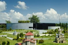 Gallery of Visitor Center for Architectural Miniatures Park / Laboratory of Architecture #3 - 22