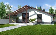 Návrh rodinného domu STILO I PLUS od APEX ARCH s.r.o. Gazebo, Outdoor Structures, Outdoor Decor, Home Decor, Kiosk, Decoration Home, Room Decor, Pavilion, Cabana