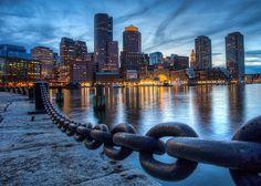 Boston defines beauty! <3