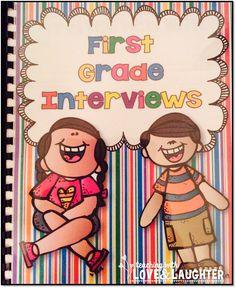 First Grade Interviews