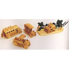 GET   Woodworking Project Paper Plan to Build Antique Autos and Deskset  #woodworkingproject #tools  MATERIALS NOT INCLUDED, PAPER PLAN ONLY   . #projectplans #woodworkingproject