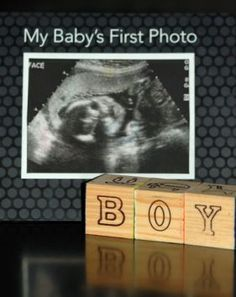 Image detail for -Baby Ultrasound Scrapbook Ideas