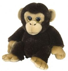 Wild Watchers Chimp at theBIGzoo.com, a toy store with over 12,000 products.