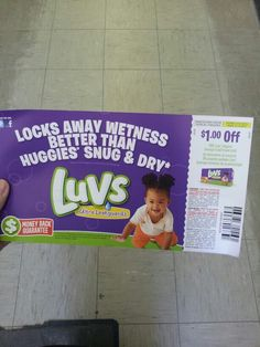 Another coupon in the mail