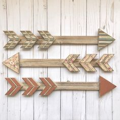 Unique rustic wall arrows https://www.etsy.com/listing/475823735/wooden-arrow-wall-decor-arrow-wall-art