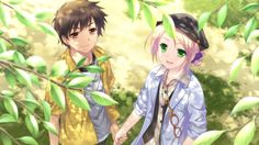 2016-07-16 - free wallpaper and screensavers for anime couples - #54921