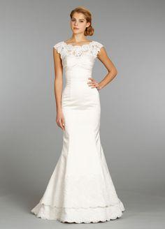 Alvina Valenta 9361, $900 Size: 12 | Sample Wedding Dresses