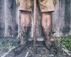 Dirty Barefoot Tripod Tripod, Barefoot
