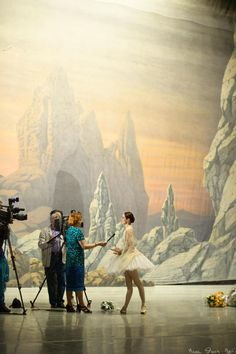 © Mark Olich Марк Олич Ulyana Lopatkina Ульяна Лопаткина, Mariinsky Ballet