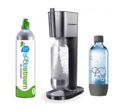 DIY carbonation with Soda Stream - love ours!