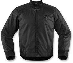 Overlord Stealth Jacket - Stealth | Products | Ride Icon