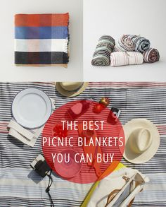 8 Of The Best Picnic Blankets You Can Buy