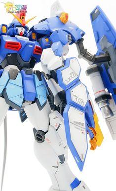 MG 1/100 Gundam Sandrock Armadillo - Resin Conversion Build     Modeled by zenith_锐锐