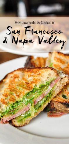 Restaurants in San Francisco & Napa Valley - The French Laundry Sonoma California, California Travel, California Destinations, Northern California, Napa Food, Napa Restaurants, The French Laundry, Napa Valley Wineries, Asian Street Food