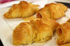 Croissant Semi Folhado da Padaria do Bork | Receitas | Dia Dia