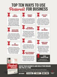 Pinterest for Business - | Pinteresting Tips for Mommy Bloggers | Scoop.it