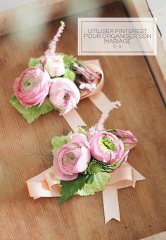 ©La mariee aux pieds nus - Conseils de pros - Utiliser Pinterest pour organiser son mariage Pro advice on how to use Pinterest for organizing its wedding