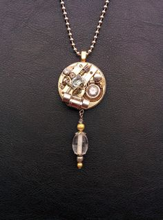 Rolexa Upcycled and Re-Imagined Steampunk Jewelry by DreamsinTime