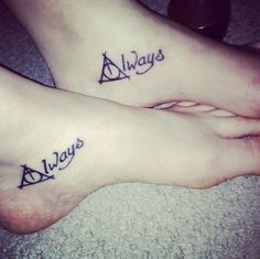 30 Harry Potter Tattoos for Girls and Women (7)