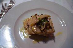 Yummy Italy Tours: White Truffles at Amerigo in Savigno #travel #food #foodtravel #Italy