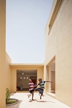 Gallery of SOS Children's Village In Djibouti / Urko Sanchez Architects - 21