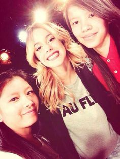 #TiniStoessel y fans❤ #tinistas❤ @TiniStoesel❤